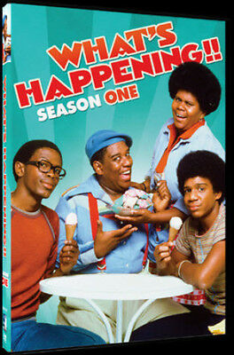 What's Happening: Complete Season 1 - 2 DISC SET (2014, DVD New)