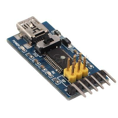 Basic Breakout Board For FTDI FT232RL USB to Serial IC For Arduino
