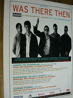 Oasis - Magazine Cutting (Full Page Advert) (Ref T13D)