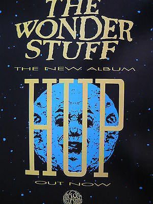 The Wonder Stuff - Magazine Cutting (Full Page Advert) (Ref Sf)
