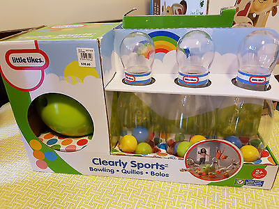 Little Tikes - Clearly Sports Bowling