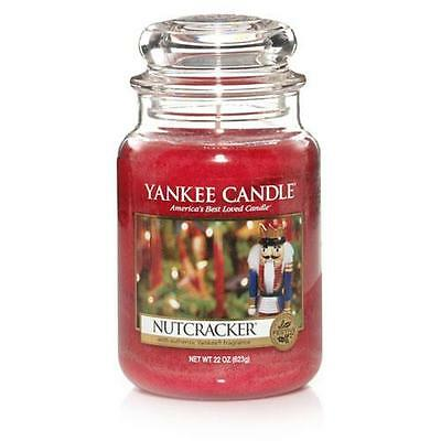 Yankee Candle Nutcracker Large Jar Scented Candle