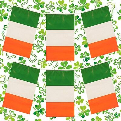 12ft IRELAND IRISH ST PATRICKS DAY PARTY DECORATIONS BUNTING FLAGS F30 226