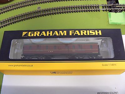 N Gauge Grafar LMS 50ft Full Brake