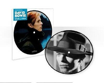 David Bowie - Sound and Vision 40th Anniversary 7'' VINYL SINGLE NEW (10TH FEB)