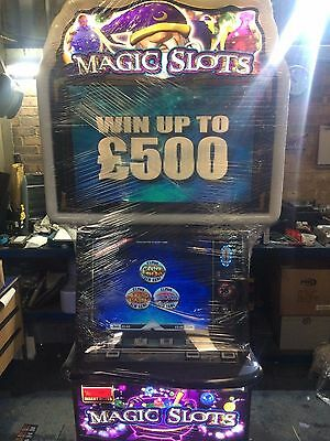 Magic Slots Fruit Machine £500 Jackpot Delivery Possible
