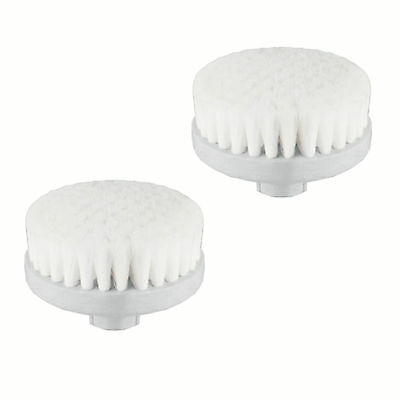 New Spin For Perfect Skin Replacement Exfoliating Brush Heads - 2 Pack