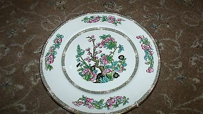 "JOHN MADDOCK CHINA - PAIR OF INDIAN TREE 7.00"" SIDE PLATES STAMPED - EXC.Cond:"