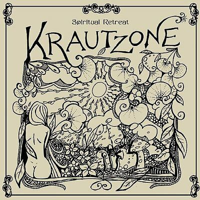 KRAUTZONE - Spiritual Retreat - LP Sulatron