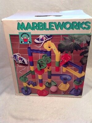 Vintage Set  MARBLEWORKS® by Discovery Toys #387
