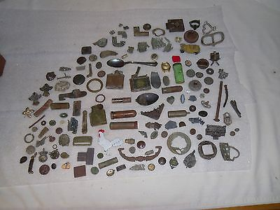 Dug Lot Artifacts Metal Detecting Finds Central Indiana Lot #3