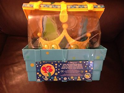 Disney Store Little Mermaid Ariel Diving Game Toy Very Rare Brand New Sealed