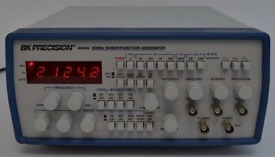BK Precision 4040A 20MHz Sweep/Function Generator