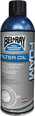 Bel-Ray Foam Filter Oil 400 Ml Bottle 99200-A400W