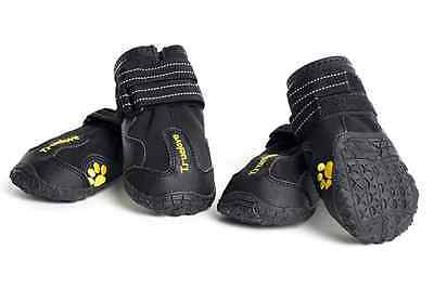 ActivePaw Dog Shoes Boots Breathable Paw Protectors With Grip Sole (8 - X-Large)