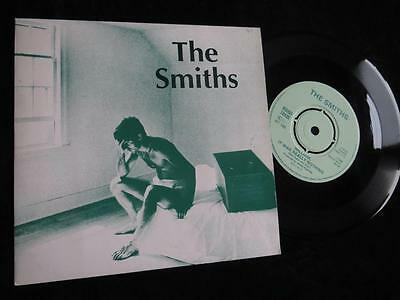 "THE SMITHS - William It Was Really Nothing - 1984 UK 7"" Picture Sleeve - EX/EX"