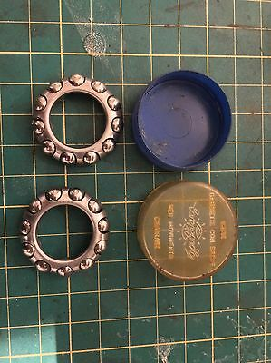 Vintage Campagnolo Nuovo Record Bottom Bracket Bearings