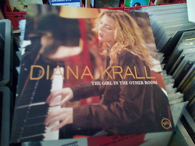 Diana Krall The Girl In The Other Room 2LP Original !