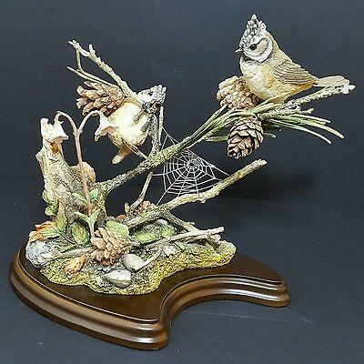 """Country Artists """"Autumn Gathering"""" by Keith Sherwin Rare Limited Edition 04907"""