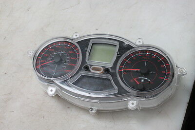 2009 Piaggio Mp3 500 Speedo Tach Gauges Display Cluster Speedometer Tachometer