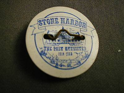 Seasonal Beach Tag - Stone Harbor New Jersey - 1914 To 1963 The Past Reveisted 9