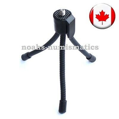WOW!!! Flexible Mini Digital Camera Tripod 4.5 Inches Universal Portable Metal