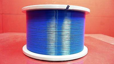 "AT&T TW Optic Fiber Cable Blue Coated 0.010"" Dia."