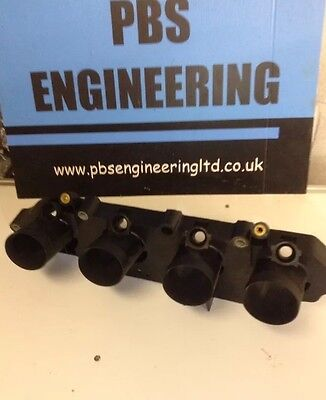 Ford Focus 2.0 St170 Intake Inlet Manifold Ported Throttle Bodies Gsxr Kitcar