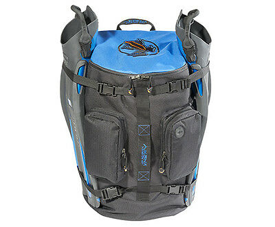 Akona Globetrotter BackPack Scuba Diving Dive Gear Bag AKB387