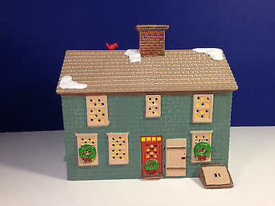 Dept 56 Vintage Snow Village HOME SWEET HOME HOUSE #51268 No Box