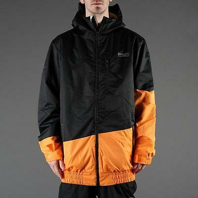 Rip Curl HARBINGER SNOW Mens Size S Ski Snowboard Mountain Waterproof Jacket