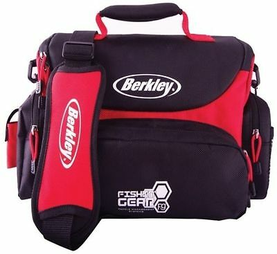 Berkley Maxi Tackle Bag FG 4000 + 4 Four Tackle Boxes Included 1389773