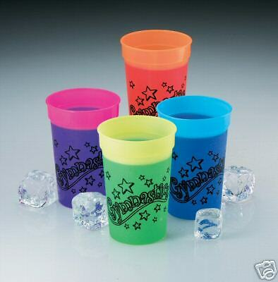 Gymnastics 16 Ounce Plastic Mood Cups - 4 COLOR CHOICES - THEY CHANGE COLORS!