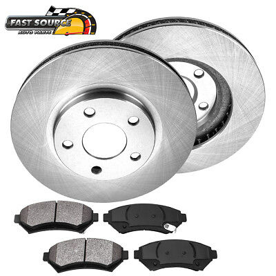 Replacement Parts FITS 1997 1998 1999 2000 CADILLAC ELDORADO Drill Slot Brake Rotors Ceramic SLV
