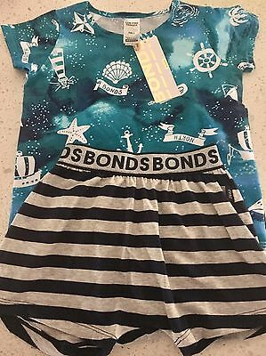 Bnwt Bonds Kids Pyjamas Size 2