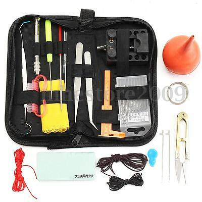 23PCS Beading Tool Kit Set For Jewelry Making Beaders Hand Tool Stainless Steel