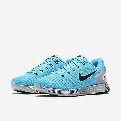 683652-400 NEW NIKE WOMEN'S LunarGlide 6 Flash Running Shoes