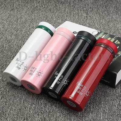 350/500ML Stainless Steel Mug Thermos Vacuum Insulated Bottle Coffee Cup