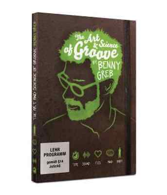 Benny Greb: The Art & Science of Groove DVD