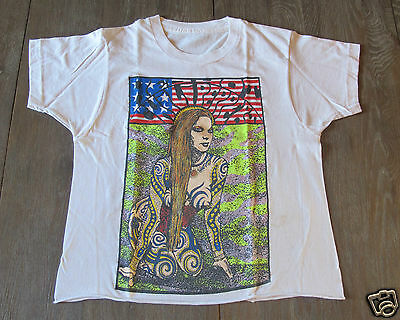 Vintage '90 Red Hot Chili Peppers Kozik T-Shirt  Original