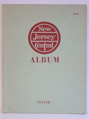 New Jersey Central Album by Warren B Crater