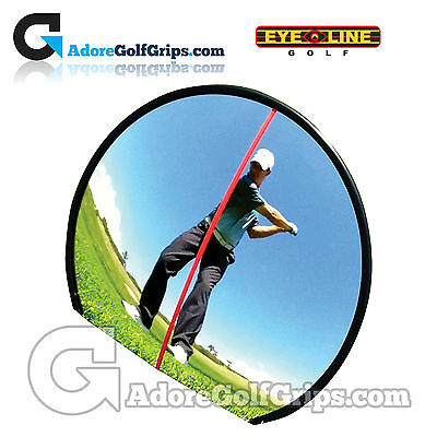 Genuine EyeLine Golf - Mirror 360° Swing & Putting Aid