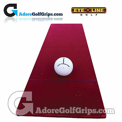 Genuine EyeLine Golf - Roll Board Putting Aid