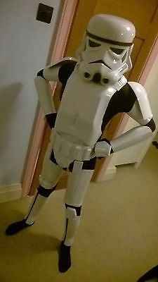 Child size 3/4 sized Original Stormtrooper armour suit. Fit 9-11 year old Rogue