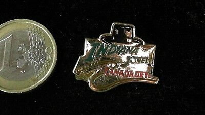 Canada Dry Indiana Jones Pin Badge