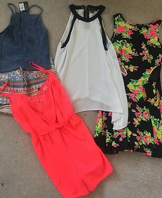 Womens size 8 clothing bundle - H&M, Primark, New Look