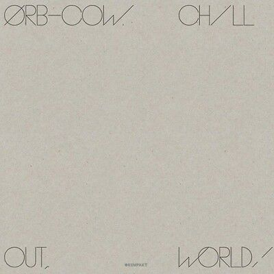 The Orb Cow Chill Out World New 180G Vinyl Lp & Mp3 In Stock