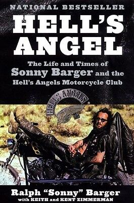 Hell's Angel: The Life and Times of Sonny Barger and the Hell's Angels BOOK NEW