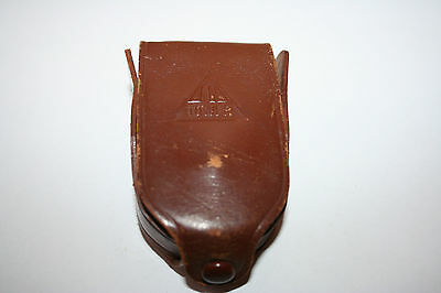 Vintage TOWER Exposure Light Meter with Case