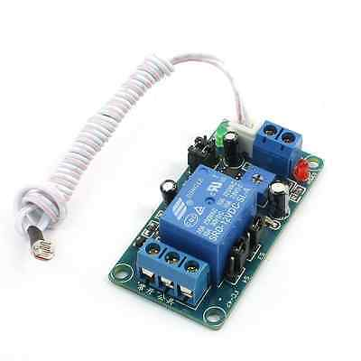 DC 12V Light Control Switch Photoresistor Sensor Relay Module
